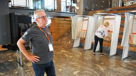 Over dobbelt så mange forhåndsstemte i Fredrikstad, Råde og Hvaler