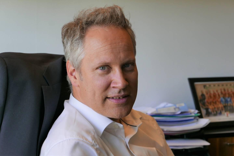 Fredrikstad-ordfører Jon-Ivar Nygård (Ap).