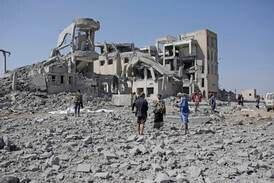 FN-rapport: Minst 18.000 sivile drept eller såret i luftangrep i Jemen