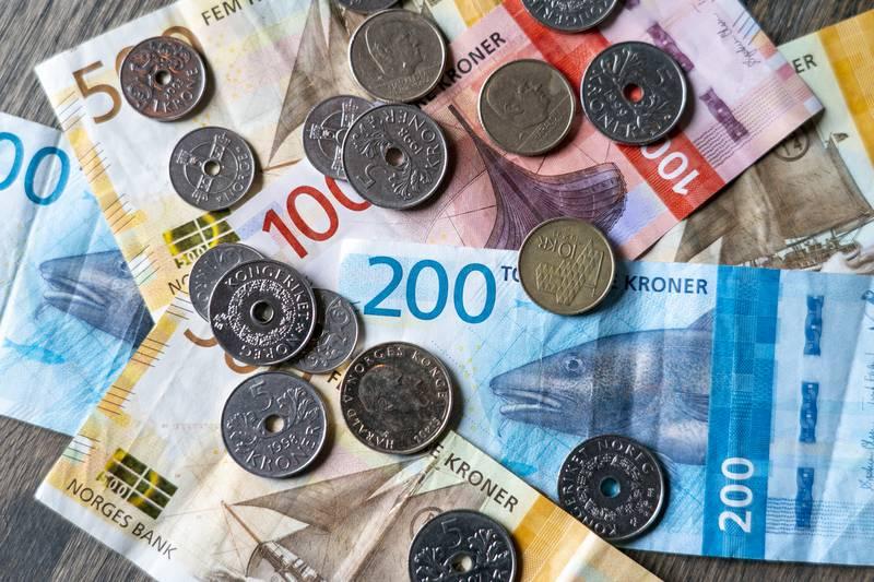 Nordmenn ser mørkt på den norske økonomiske situasjonen. Illustrasjonsbilde. Foto: Gorm Kallestad / NTB