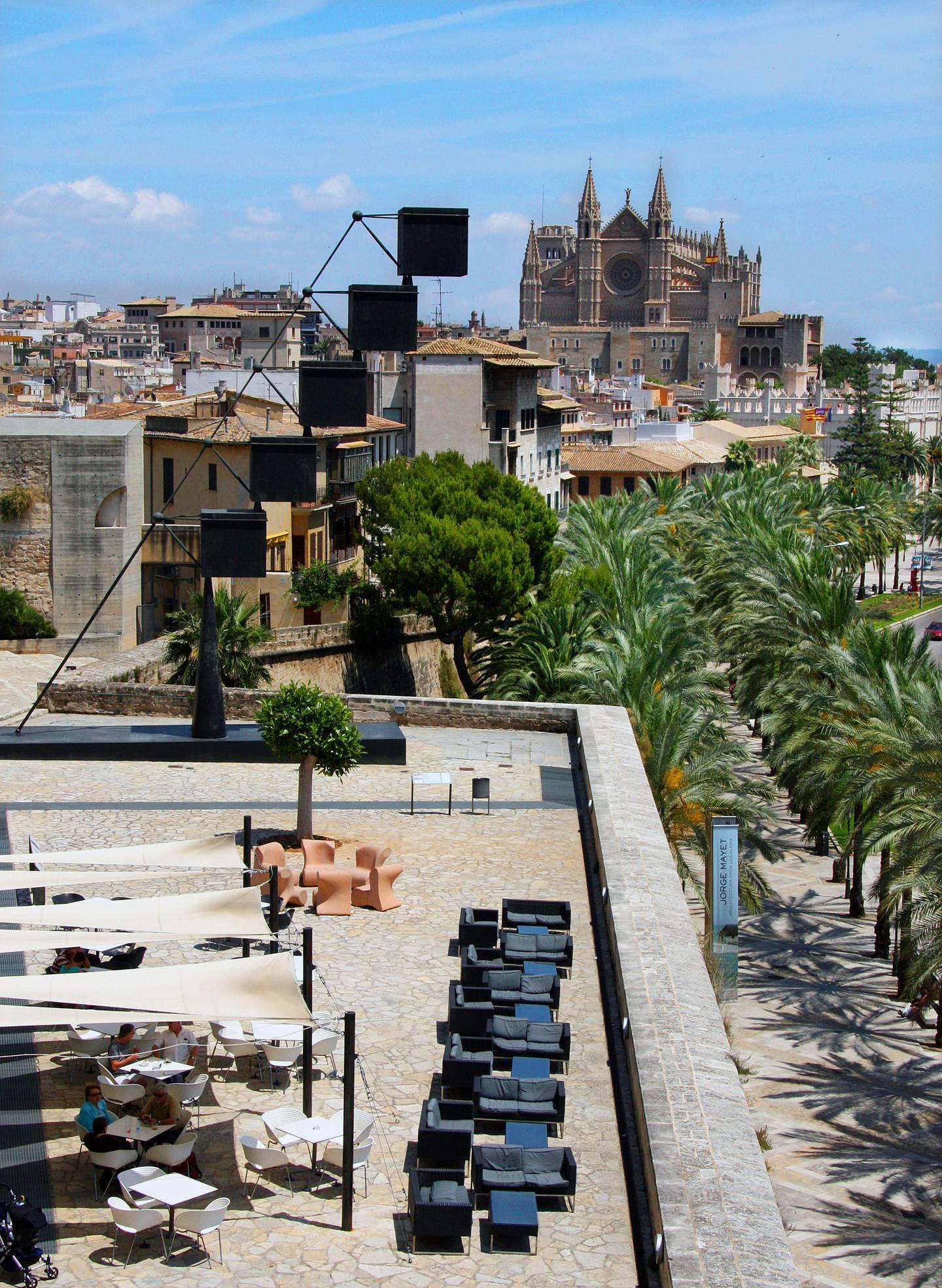 Palma er en av Spanias herligste byer.