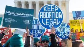 Nye målinger: Få amerikanere vil skrote dagens abortrettigheter