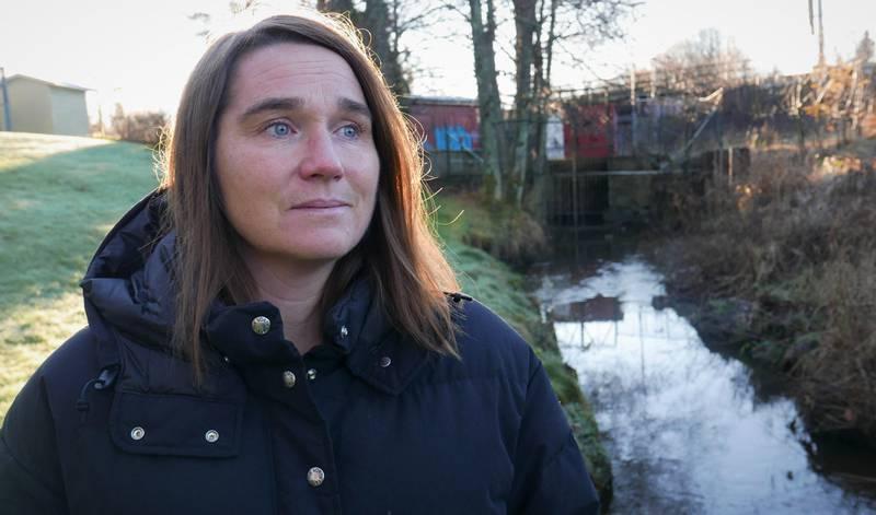 Virksomhetsleder Marie Lindén ved Krise- og incestsenteret i Fredrikstad.