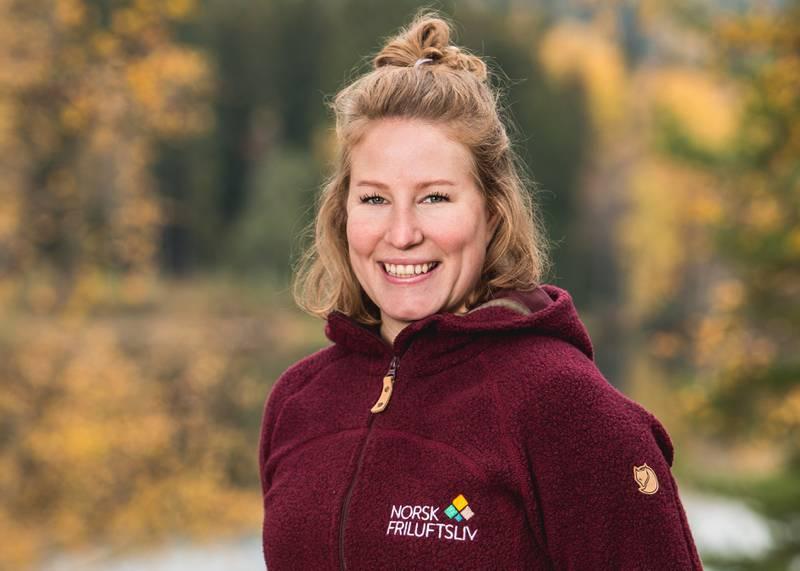 Det skal ikke synes at du har vært på do i naturen, anbefaler Synne Kvam, kommunikasjonssjef i Norsk Friluftsliv.