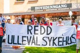 Skuffelse i Oslo: Redder ikke Ullevål sykehus