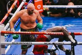 Tyson Fury forsvarte tungvektstittelen
