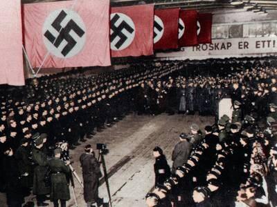 Krigshistorikere angriper ny NRK-serie: – De har åpenbart ikke peiling på nazismen