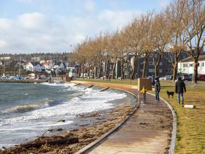 Moss kommune og Moss havn har søkt om støtte til klimatiltak