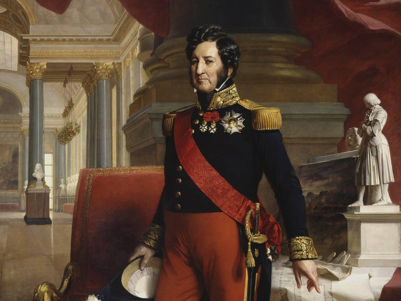 Hvilken fransk konge kan dette være?