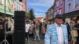 Full gjenåpningsfest i Fargegata
