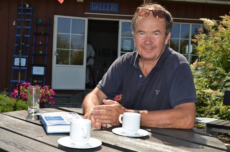 Jon Gangdal har skrevet boka om 50 års jubileet til Beitostølen helsesportsenter. – Det var nok likevel Storedal kultursenter i Skjeberg som lå Erling Stordahls hjerte nærmest, mener forfatteren.