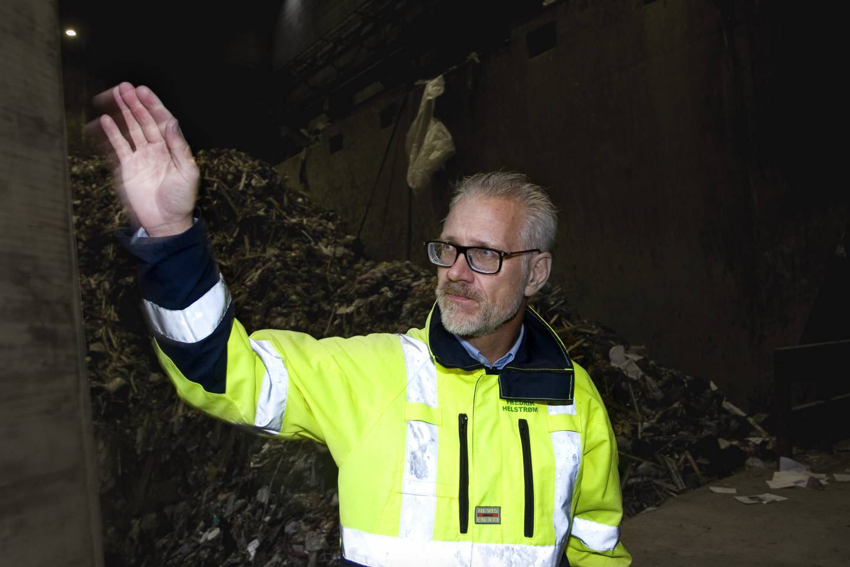Fredrik Hellström, Frevar