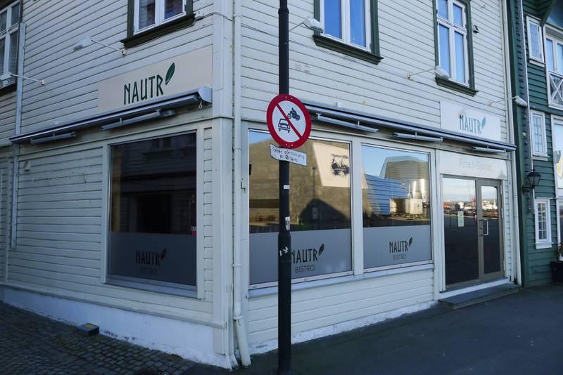 Nautr med adresse i Østervåg har stengt dørene for godt. Foto: Tore Bruland