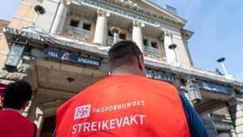 Krangler om streikebryteri på teaterne: – Grove beskyldninger
