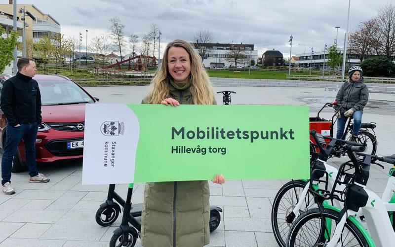 Prosjektleder Imme Dirks Eskeland i Stavanger kommune. Foto: Stavanger kommune