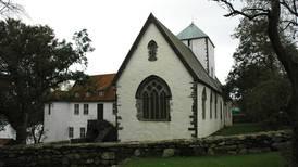 Middelalderkyrkjer i stein