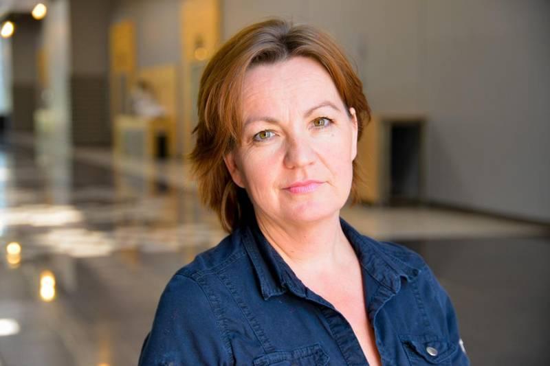 Jannicke Engan, regionredaktør i NRK Øst