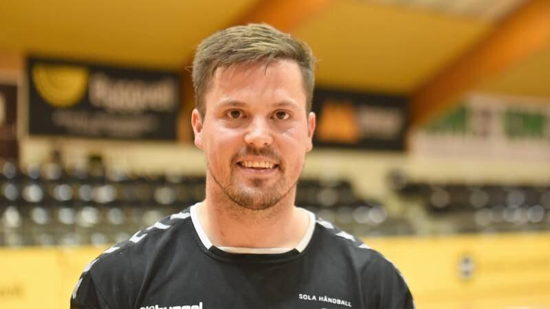 Sola-trener Steffen Stegavik