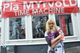 Pia Myrvold flytter hjem til Stavanger