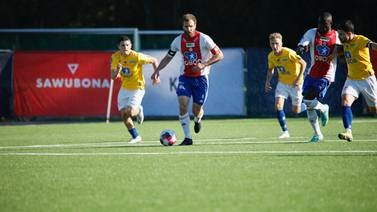 Sortevik brasset Kåffa i ledelsen og til tre poeng i Oslo-derbyet mot Grorud