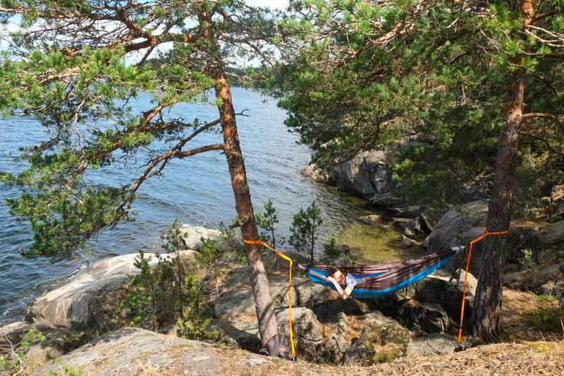 En båttur ut til Håøya er vel verdt å unne seg i sommer.
