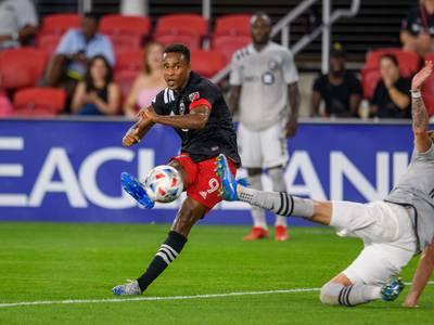 Ny Kamara-scoring i DC United-tap