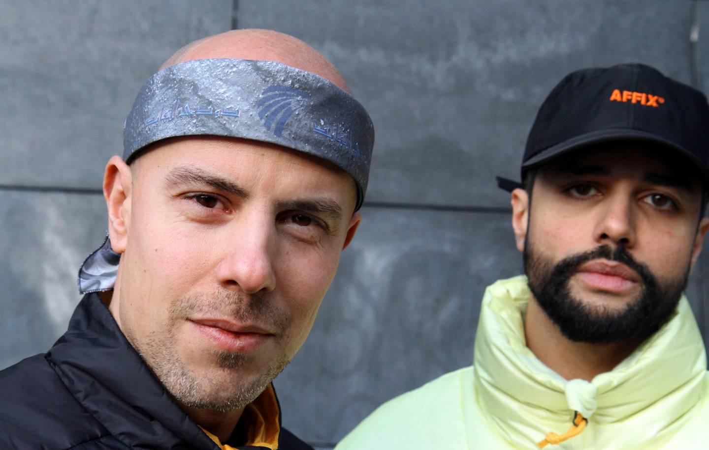 RAP: Hva heter gruppa til Magdi Omar Ytreeide Abdelmaguid og Chirag Rashmikant Patel?  Foto: NTB