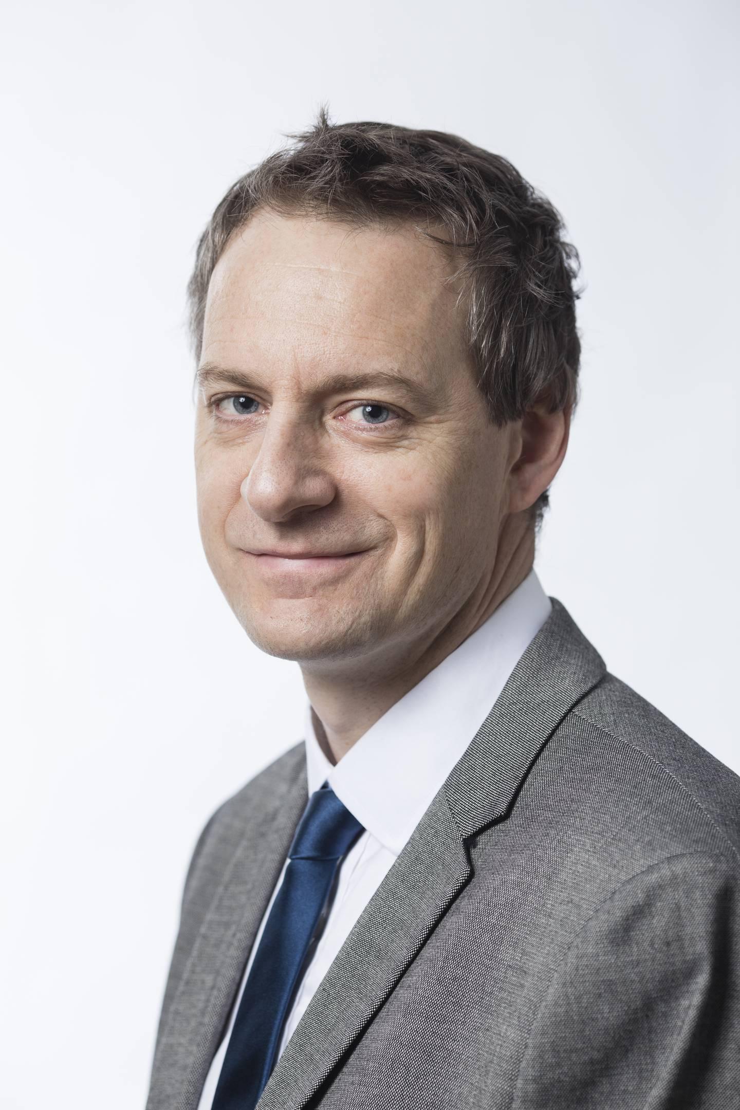 Seniorforsker Karsten Friis i Nupi