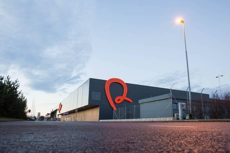 Moss Lufthavn Rygge.