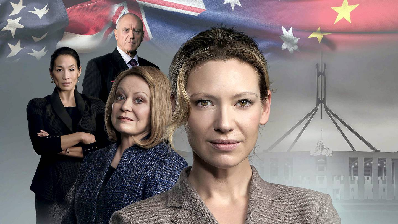 Anna Torv og Jacki Weaver er gode i denne australske thrilleren om storpolitisk spill i det australske maktsenteret Canberra.