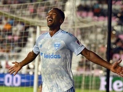 Kamara og Glesnes scoret i MLS