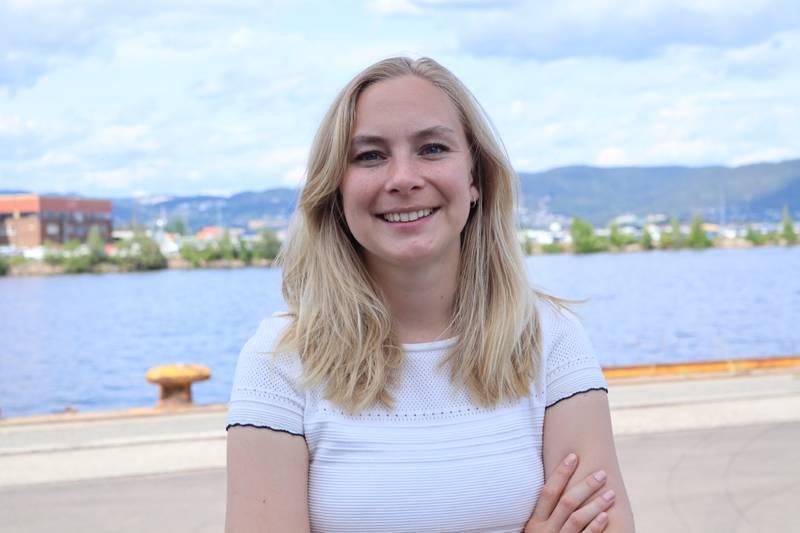 Linn Elise Øhn Mehlen