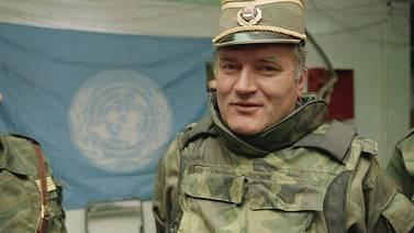 Ratko Mladic på ny dømt til livstid for krigsforbrytelser