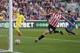 Ajer involvert i «alt» da Brentford sikret 3-3 mot Liverpool