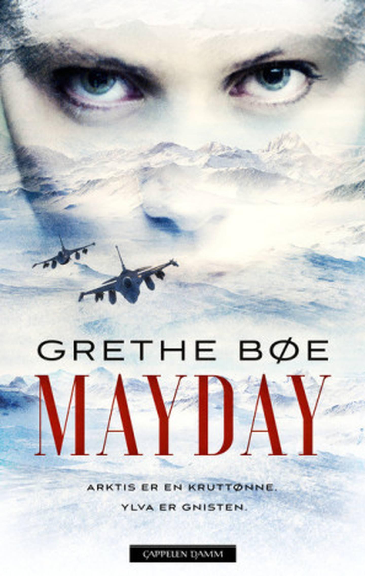 Mayday av Grethe Bøe