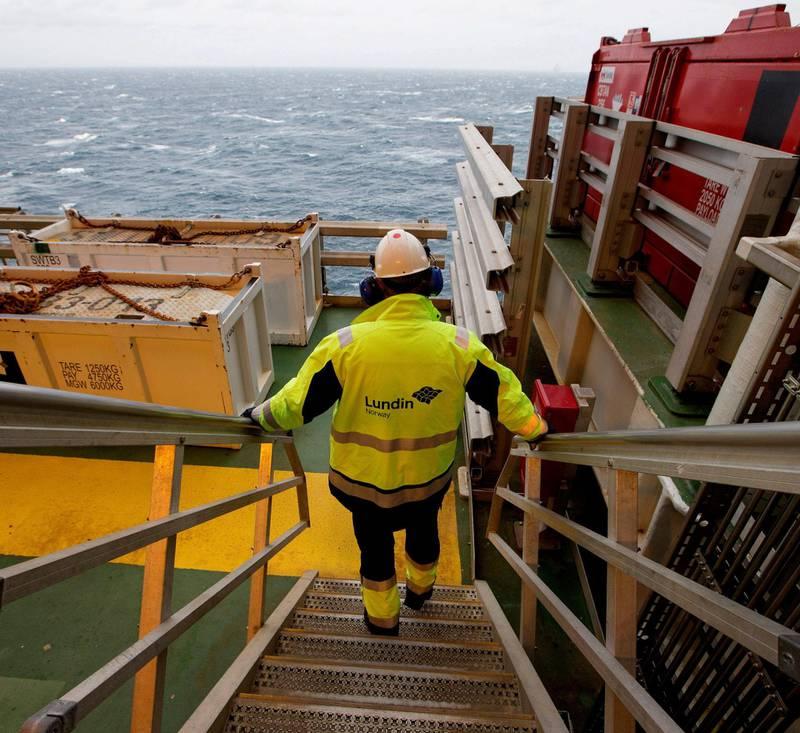 De som jobber i oljeindustrien opplever en økende polarisering, skriver innleggsforfatterne. Foto: Håkon Mosvold Larsen/NTB