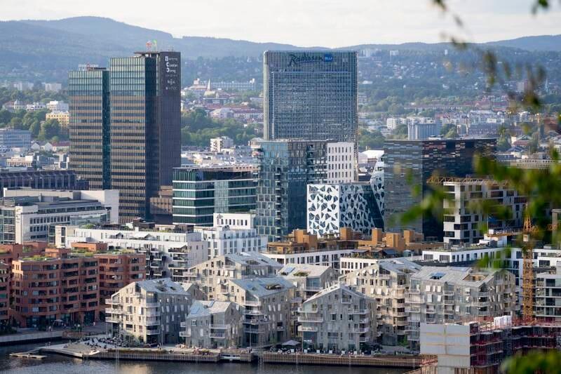 Norge er på 27. plass på en liste over hvilke land som forbruker mest, viser nye data fra Global Footprint International. Illustrasjonsfoto: Fredrik Hagen / NTB