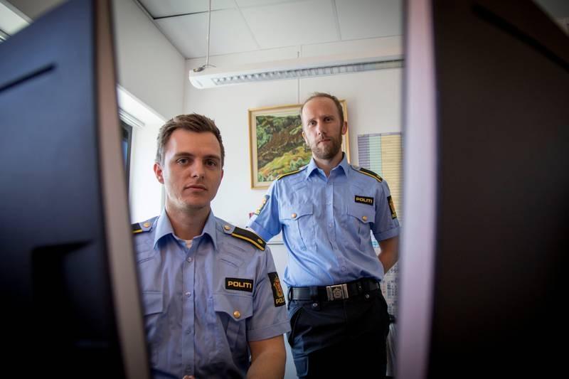 Politiets nettpatrulje, Sør-Vest politidistrikt