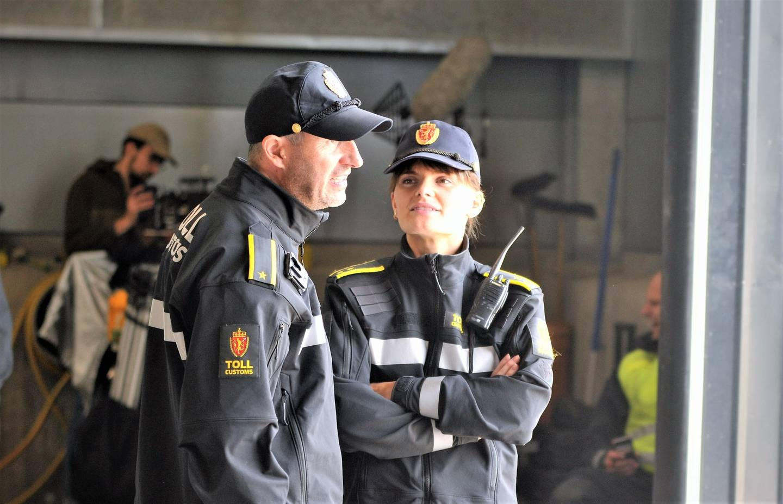 Harald Rønneberg og Ulrikke Brandstorp i Lange Flate Ballær 3