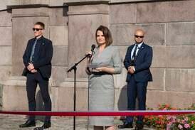 Norske Yara møtte hviterussisk opposisjonsleder: – Vil revurdere situasjonen