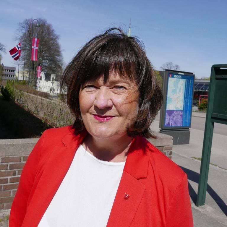 Inger-Lise Skartlien, tidligere ordfører i Rygge, nå avdelingsleder ved kommunetorget og valgansvarlig i Moss kommune.