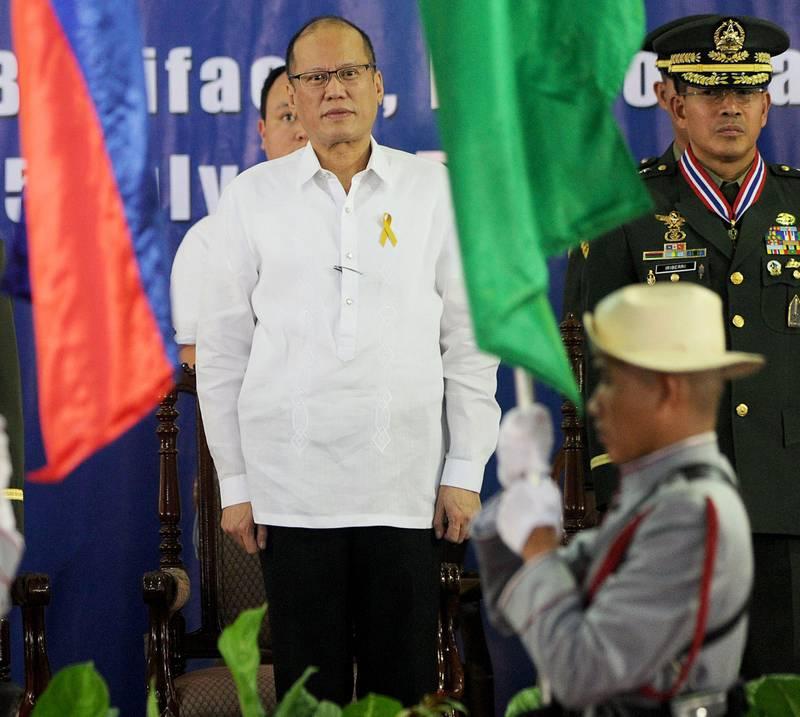 Filippinsk lov tillater ikke at president Benigno Aquino får sitte en periode til. Skiftet får følger for fredsprosessen i landet. FOTO: NTB SCANPIX