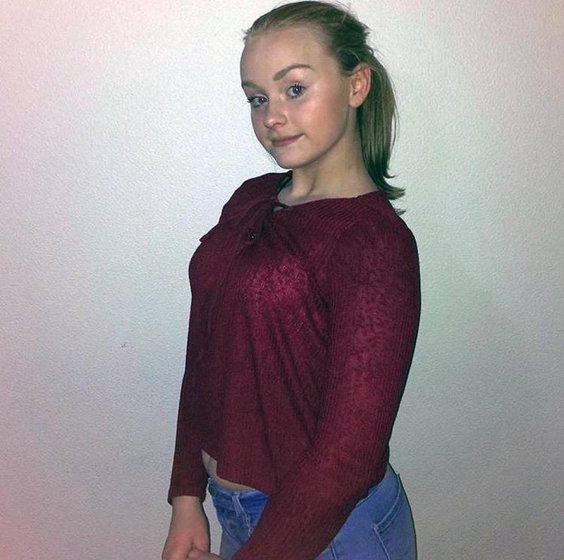 Det var 13 år gamle Sunniva Ødegård som ble funnet død ved Åvegen på Varhaug natt til mandag klokken 03.09. Hun ble funnet i nærheten av bopel.
