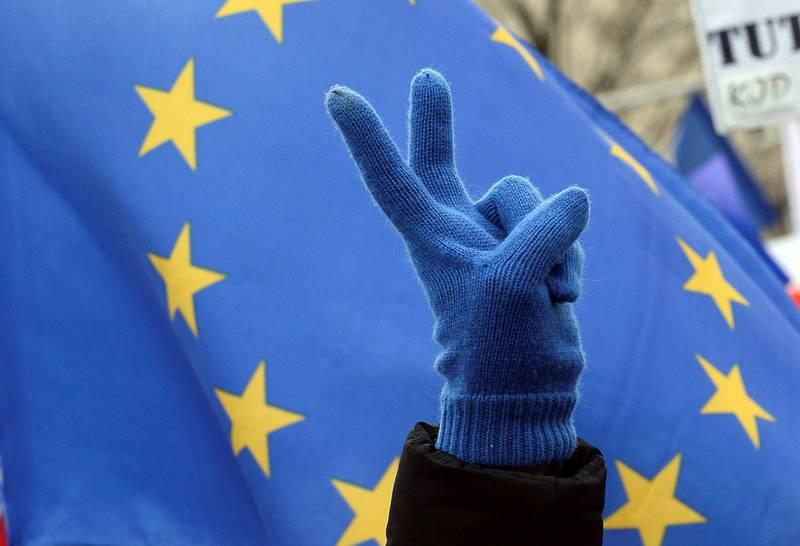 Avgjøre uenigheter: EU kan få makt til å avgjøre uenigheter mellom land i det nye arbeidslivsbyrået. Foto: ALIK KEPLICZ/NTB scanpix
