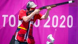 OL-skeet: Watndal i tetsjiktet etter første dag