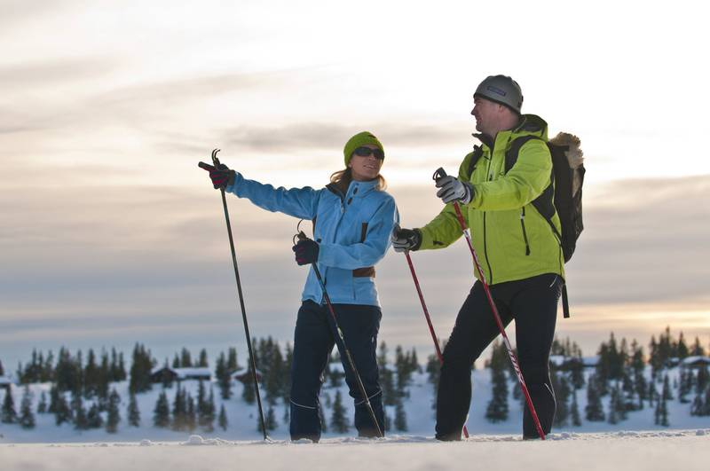 Jakten på snøen blir viktigere og viktigere, med grønnere og gråere vintre i lavlandet.