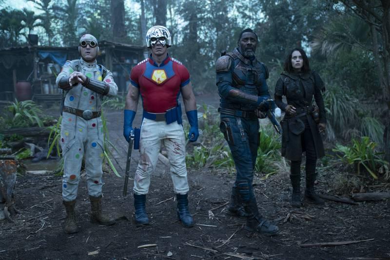 Suicide Squad er klar for kinoene igjen, nå med blant annet Idris Elba og John Cena i roller som superskurker kjent fra DC-tegneseriene. På kino fra 6. august.