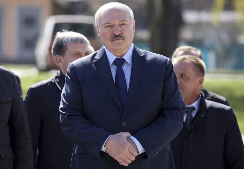 Hviterusslands president Aleksandr Lukasjenko skal personlig ha beordret jagerfly på vingene for å tvinge Ryanair-flyet til å lande i Minsk, ifølge det statlige nyhetsbyrået Belta. Foto: AP / NTB