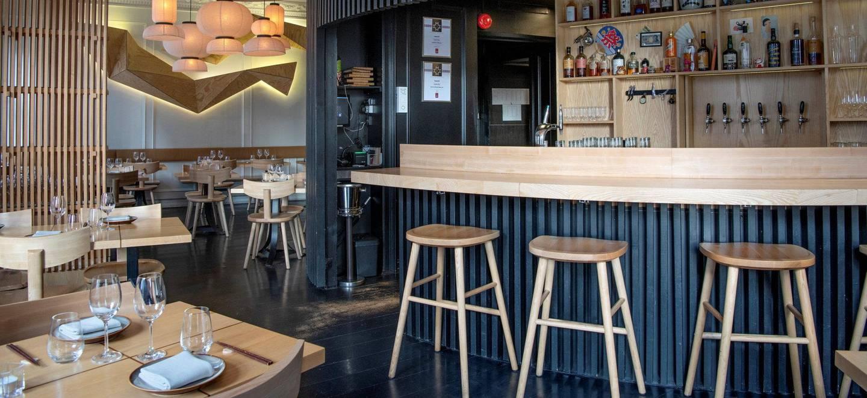 Happolati. Restaurant på Sankt Olavs Plass. Byløvene.