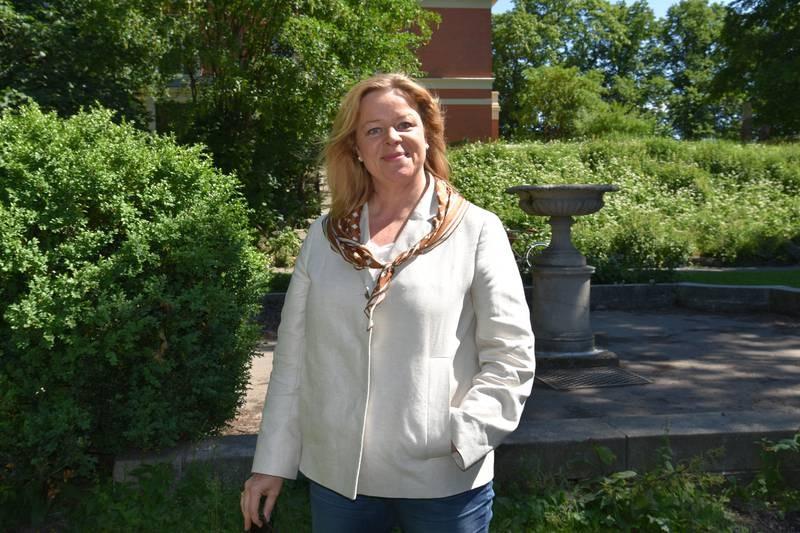 Cathrine Moestue, psykolog